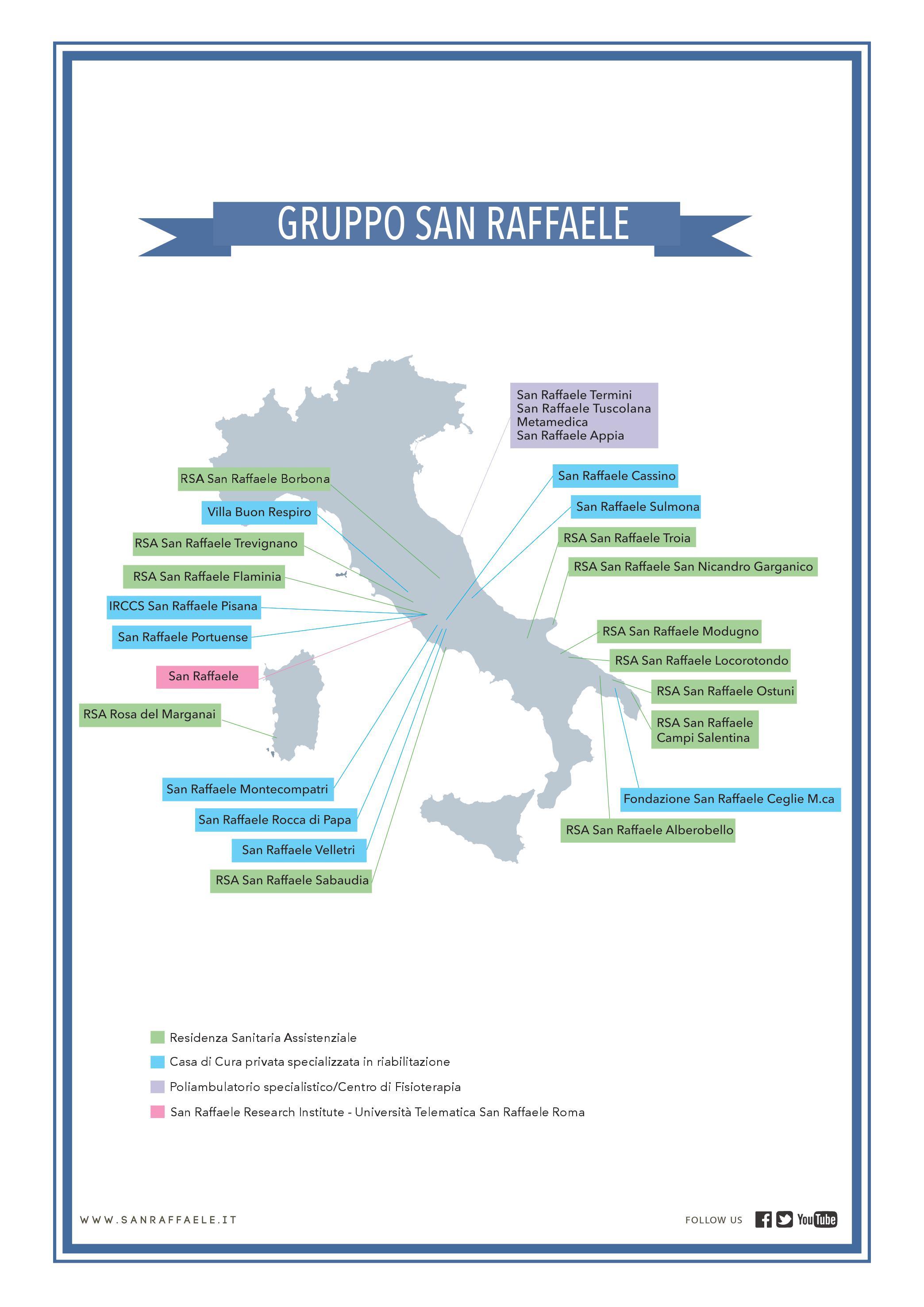Gruppo Sanitari Italia Spa.San Raffaele S P A Leader Nella Riabilitazione